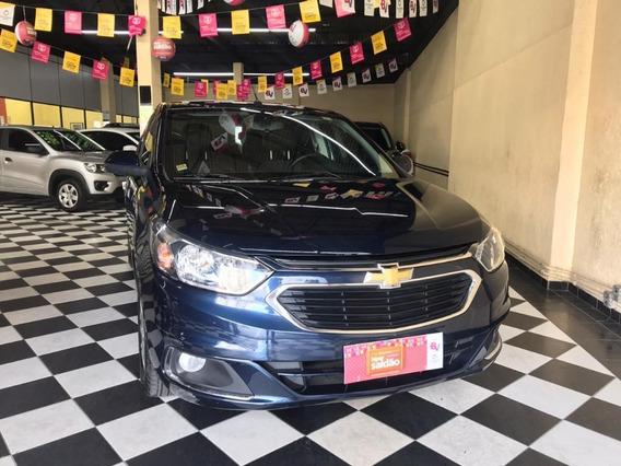 Chevrolet Cobalt Elite Automático 2017