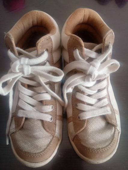 Zapatillas Botitas Zara De Nena