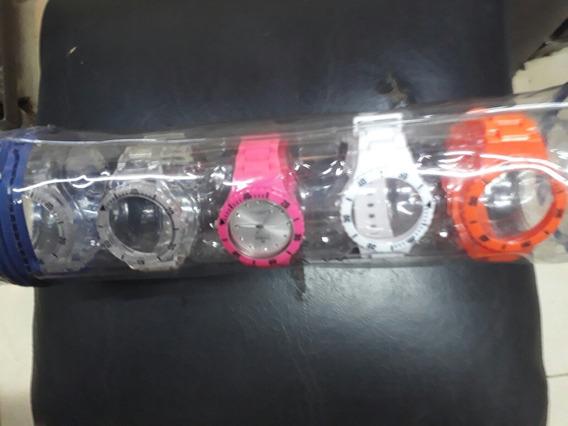 Relogio Champion Watch Com 5 Pulseiras ...