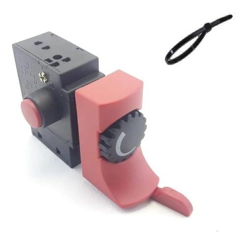 Imagen 1 de 5 de Interruptor Para Rotomartillos Skil 6455/6460/6400 + Regalo