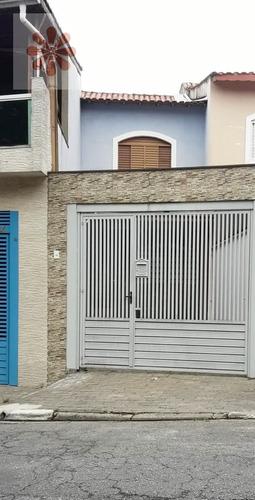 Imagem 1 de 9 de Casa Sobrado Em Parque Císper  -  São Paulo - 5723