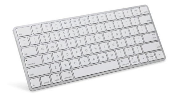 Teclado Padrão Apple Bluetooth iMac Macbook iPad iPhone Mac