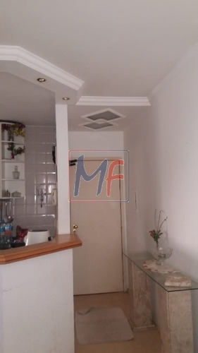 Imagem 1 de 14 de Ref 13.160-excelente Apartamento Localizado No Bairro Parque Mandaqui, 58 M² De Área Útil, 3 Dorms, Sendo 1 Suíte, 1 Vaga De Garagem! - 13160