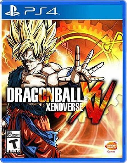 Game Dragon Ball Xenoverse Playstation 4