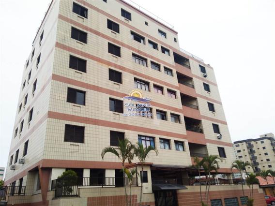 Apartamento 02 Dormitorios-caiçara-praia Grande - Sp607