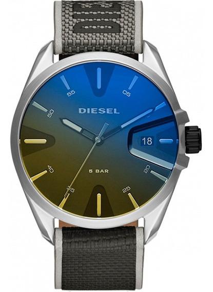 Relógio Diesel Masculino Ms9 Dz1902/8cn