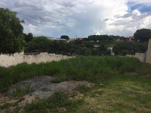 Terreno À Venda, 375 M² Por R$ 240.000 - Jardim Jurema - Valinhos/sp - Te4122