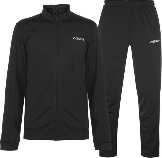 Conjunto De Pants adidas Mts Basics Dv2470 Negro