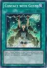 Contact With Gusto - Ha05-en056 - Secret Rare Unlimited Edit