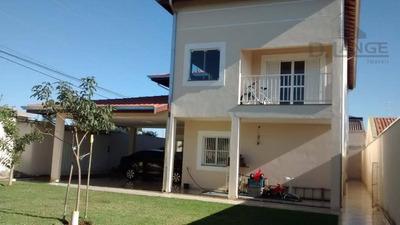 Casa Com 5 Dormitórios À Venda, 360 M² Por R$ 699.000 - Barão Geraldo - Campinas/sp - Ca11042
