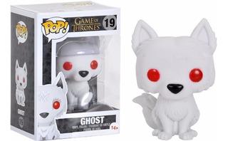 Ghost Figura Funko Pop! Game Of Thrones #19
