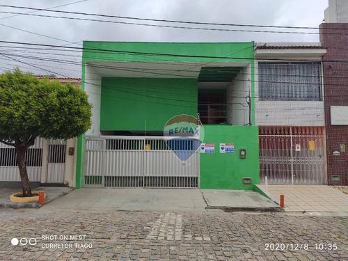 Excelente Casa Residencial E Comercial À Venda/locação - Capim Macio - Natal/rn - Ca0203
