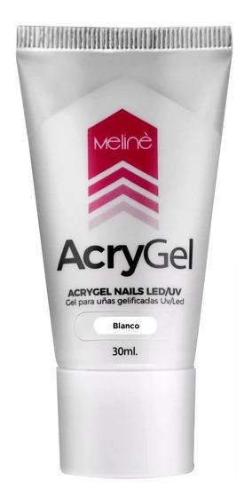 Gel Acrílico Uñas Esculpidas Acrygel - Polygel X30ml Meliné