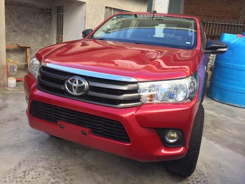 Imagen 1 de 3 de Toyota Hilux 2017