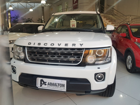 Land Rover Discovery 4 Discovery 4 Se 2014