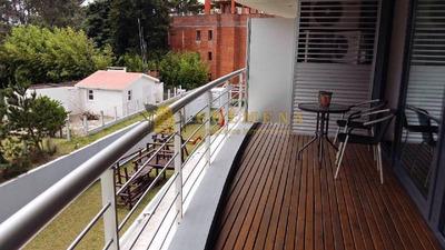 Alquile Apartamento Para Disfrutar De Punta En Febrero!! - Ref: 734