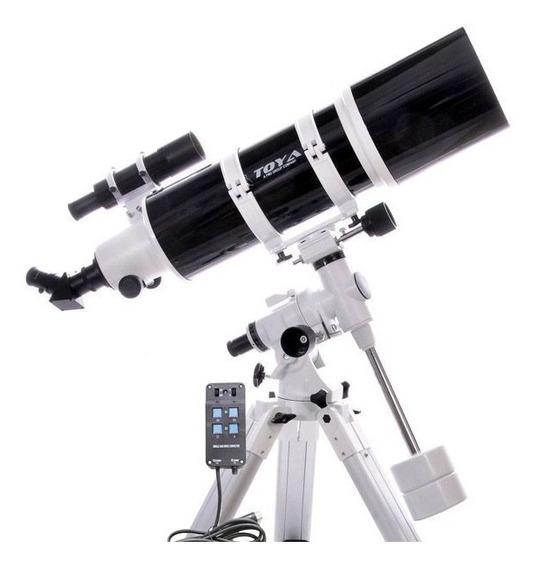 Telescópio 127mm Skymaster Rt127steq4 Black Diamond + Motor
