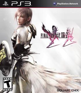 Final Fantasy Xiii-2 Ps3 (en Cd)