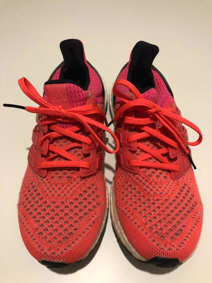 Tênis adidas Ultraboost Corrida Feminino Tam 37 Usado 1x