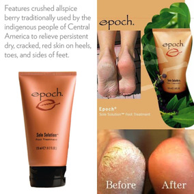 Epoch Sole Solution Foot Treatment- Tratamiento Pies Resecos