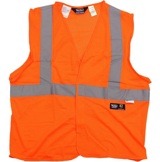 Chaleco Seguridad Reflejante 3m Proteccion Trabajo Malla