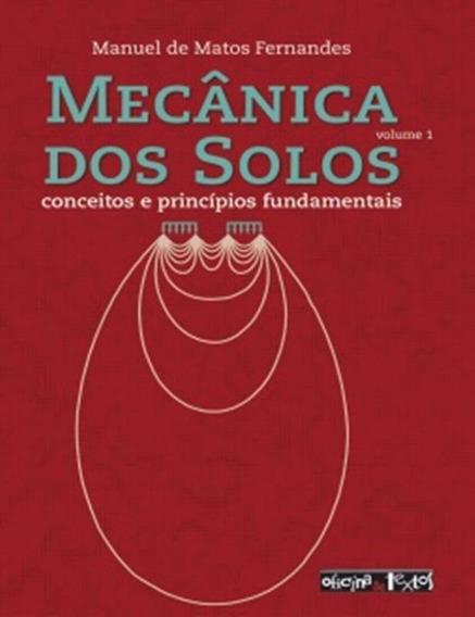 Mecanica Do Solos - Vol. 1