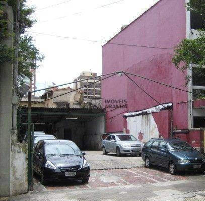 Terreno Industrial À Venda, Pinheiros, São Paulo. - Te0001