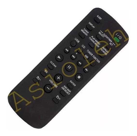 Controle U053 Repõe Sony Rm-amu140 System Mhc-gpx5 Gpx7 Gpx8