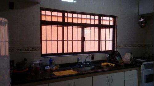 Imagem 1 de 11 de Casa Jundiaí 172m² 3 Dorms 1 Suíte 2 Vagas Jardim De Inverno - V5372