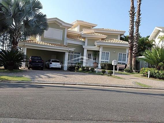 Casa À Venda Em Loteamento Alphaville Campinas - Ca009027