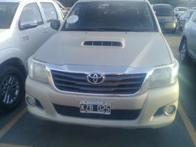 Toyota Hilux 2.5 Cover Cs Dx I 120cv 4x2 Cerrada 2012