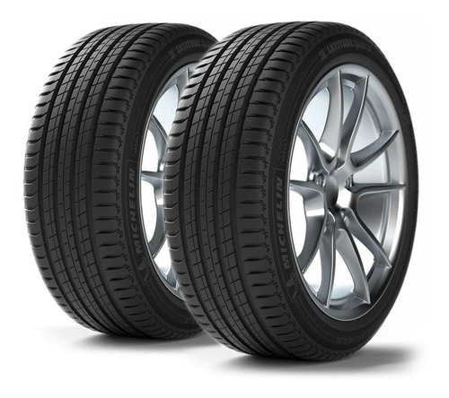Kit X2 Neumáticos 255/45/20 Michelin Latitude Sport 3 105y