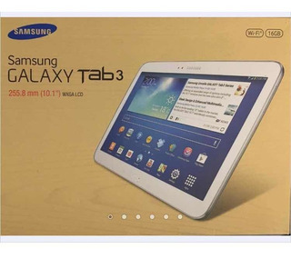 Galaxy Tab 3 16gb 10 Pulgadas