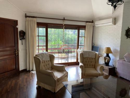 Casa Ideal Para Vivir Todo El Año- Ref: 5384