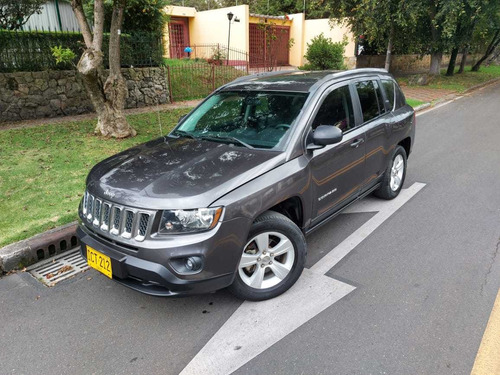 Jeep Compass Limited At 2400cc  Cuero