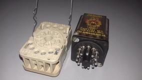 Relé Metaltex 10 A - Com Base Sprecher+schuh