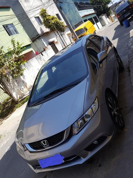 Honda Civic 2.0 16v Lxr Flex 4p Automatico