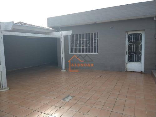 Imagem 1 de 20 de Casa Com 2 Dormitórios À Venda Por R$ 380.000,00 - Jardim Itapemirim - São Paulo/sp - Ca0073