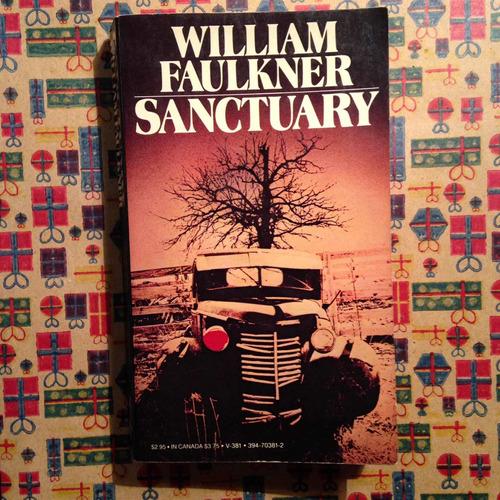 Imagen 1 de 1 de William Faulkner. Sanctuary.