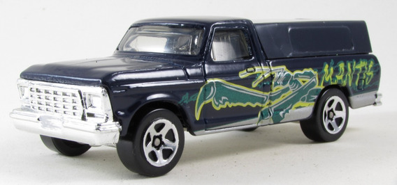 G14 Hot Wheels 1979 Ford F-150 Pickup Truck 2000 Attack Pack