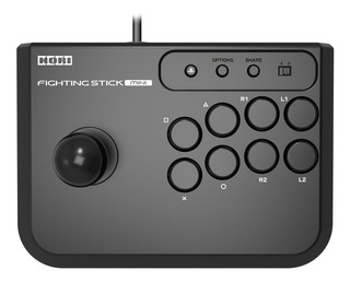 Palanca Arcade Hori Fighting Stick Mini 4 Para Ps4 Ps3