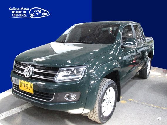 Volkswagen Amarok Higline D.c. 4x4 Diesel 2015