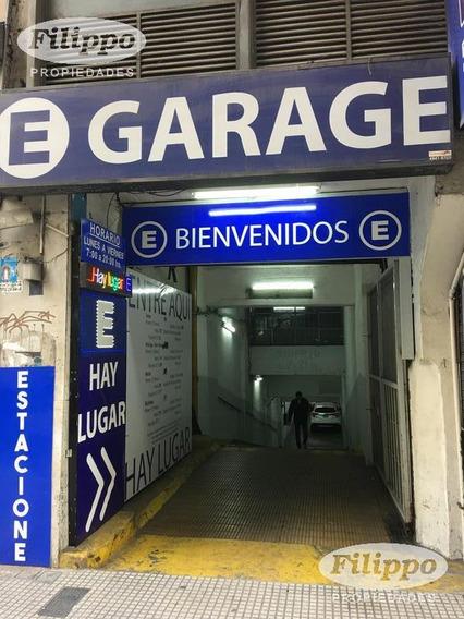 Venta: Edificio De Cocheras A 1 Cuadra Del Obelisco Y A Pasos Detribunales!!!