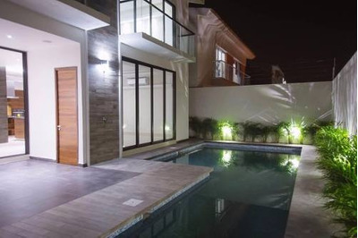 New House With Pool In Fluvial Vallarta