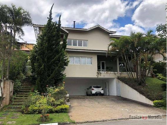 Casa Em Condomínio 305 M² Por R$ 1.100.000 - Granja Viana - Embu Das Artes/sp - Ca1687
