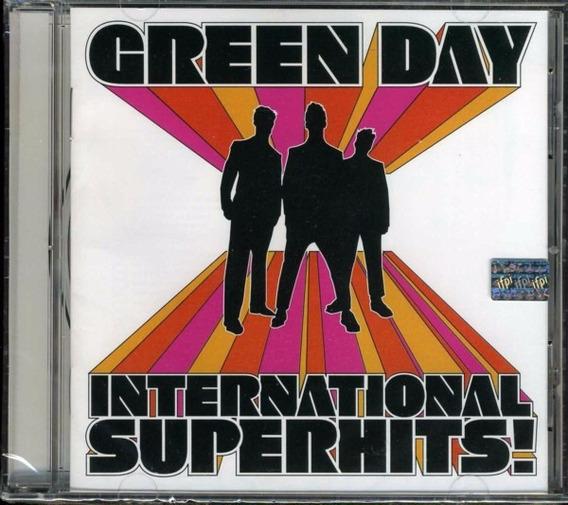 Green Day - International Superhits! (2001) Cd Orig Usado