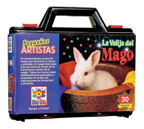 Imagen 1 de 4 de La Valija Del Mago Magia Trucos Ruibal