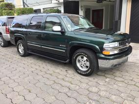 Chevrolet Suburban Blindada Nivel 3 2001.