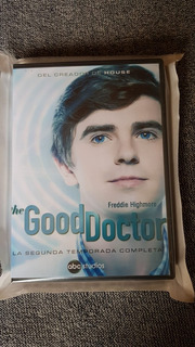 The Good Doctor - Temporadas 1 Y 2 Completas - 10 Dvds