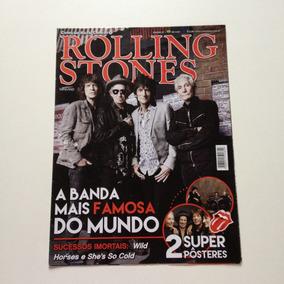Coleção Rock Concert Poster Rolling Stone
